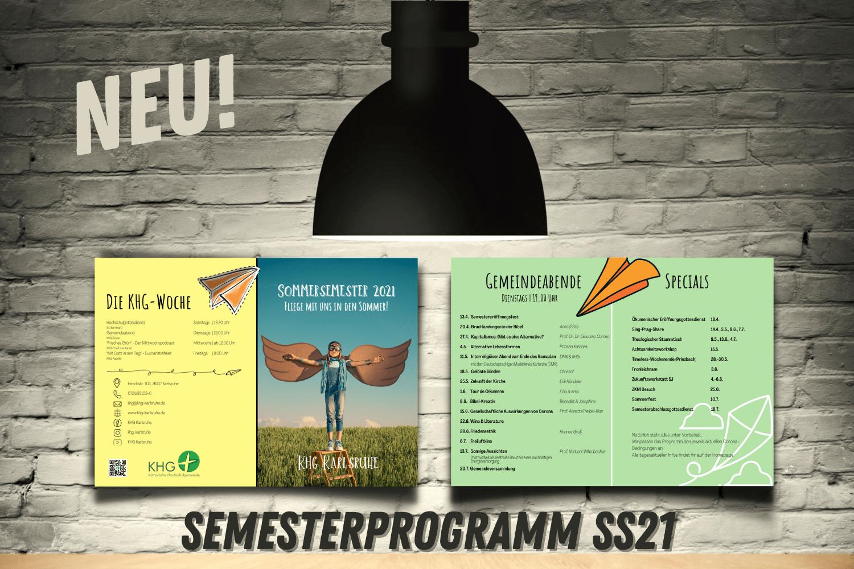 Semesterprogramm SS21